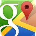 Følg meg på Google maps